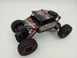 1/18の2.4GHz子供の趣味のおもちゃの無線制御RCの電気自動車