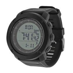歩数計が付いている防水人の手首のスポーツの電子腕時計