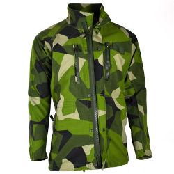 Commerce de gros de haute qualité Personnalisée coupe-vent Mens veste de camouflage manteau d'hiver