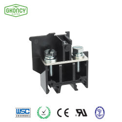 Jhy Plated Linked Screw Type DIN 레일 단자 블록 150A