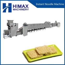 Alimentos Procesamiento instantáneo de fideos que Línea de producción de la máquina de pasta