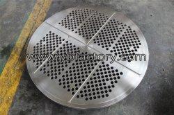 Нестандартный размер стальные пластины трубки адаптированные для теплообменника