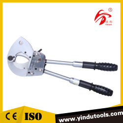 Outil de coupe de fil de câble à cliquet (XD-J-40)
