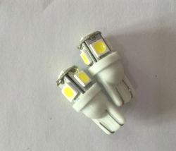 Автомобильные светодиодные лампы 5730 - 6, T10 светодиодные лампы автомобиля, автоматический режим заднего фонаря 12V светодиодные лампы для автомобильной промышленности