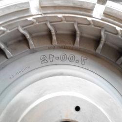 Sólido de borracha de Pneus Auto Soprando Molde, Roda Automático do molde de sopro