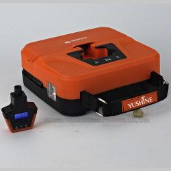 Automatische 12V Autoreifen-Luftpumpe mit Digital-Anzeigeinstrument
