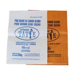 25kg /50kg BOPP plastique stratifié sac tissé les emballages papier PP pour les engrais/riz/ciment/Feed