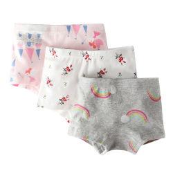 Qualité respirante vêtements de bébé des culottes filles court sous-vêtements pour le commerce de gros
