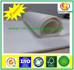 Maagdelijke pulp die Kleurrijk Papieren zakdoekje doorschieten