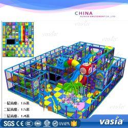 2020 Vasia Jungle Theme groter Plastic Indoor Play Park