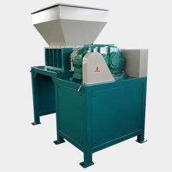 Espuma de goma del cable de la máquina trituradora de desechos médicos el plástico