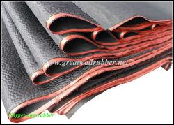 Gleitschutzviehbestand-/Tier-/Pferden-Kuh-beständige Gummifußboden-Matte mit Einfügung der Baumwolle/Nylon/Ep-Cloth