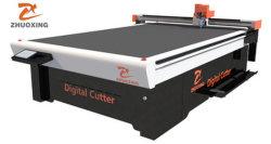 Corte da faca automática Digital CNC máquina de corte de mesa esponja PVC borracha couro máquinas de processo de fibra de vidro
