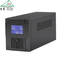 LED/LCD vertoning Levering van de Macht van de Tijd van 1 Uur de Hulp Automatische Slimme Off-line Uninterruptible 1200va 720W OpenluchtUPS voor India, Nigeria, Bangladesh, Binnenlandse de Kongo