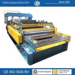 ماكينة قطع اللف المعدنية ذات اللفة الفولاذية/التسوية وخط الطول مع ISO9001/CE/SGS/Soncap