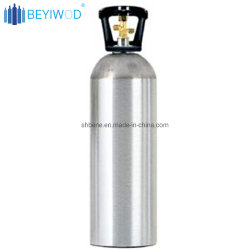 Tped стандартной верхней Entre латунные CO2 клапана цилиндра