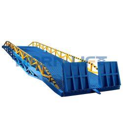 10t Schwerlast-Stahlladerampen für Lkw-Container-Gabelstapler Für Anhänger