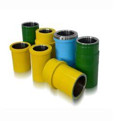 Chemise de Bi-Metal utilisé pour l'huile de boue de forage Bi-Metal forgeage de la pompe de la chemise de cylindre