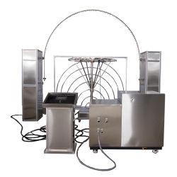 Ipx3 Ipx4 de Oscillerende Apparatuur van de Test van de Regen van het Water van de Buis IEC60529 Waterdichte