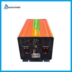 Onde sinusoïdale pure 5000W Accueil hors réseau avec l'onduleur solaire 24V 48V CC à l'AC110V 220V 230V
