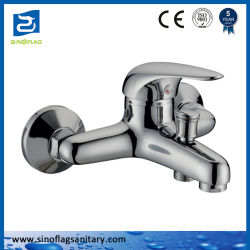 Salle de bains en laiton 40mm Mélangeur de baignoire Bain sanitaires robinet mélangeur de douche