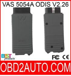 VAS 5054 het Protocol van Uds van de Steun Bluetooth van 5054A Odis V2.26 met de AutoScanner van de multi-Talen van de Spaander Oki