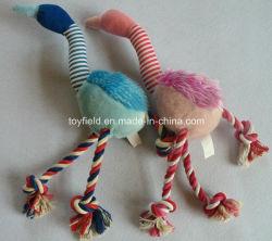 Animais de estimação de alimentação de aves de brinquedo cão de pelúcia brinquedo Pet