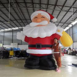 Custom Inflatable Santa Claus Toy
