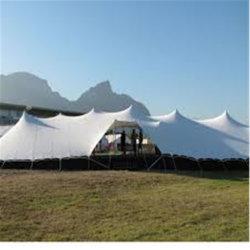 차단 텐트 PVC 코팅 직물 방수포 공급자 햇빛 옥빛 햇빛 방지