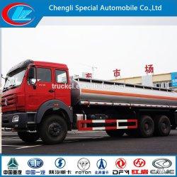 8X4 석유 탱크 트럭 35cbm Beiben 휘발유 전송 수송 연료 트럭