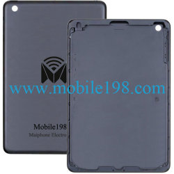 Capot arrière du carter de la plaque pour l'iPad Mini Pièces de rechange