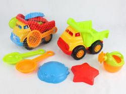 Praia de Areia de plástico brinquedo de verão carro (H8291039)