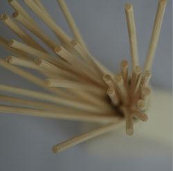 Láminas decorativas Stick/Difusor de láminas de bambú Stick