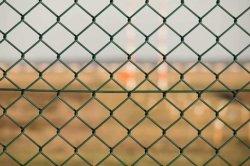 Residencial decorativos/Jardín Piscina/enlace de la cadena de protección de los paneles de valla de seguridad