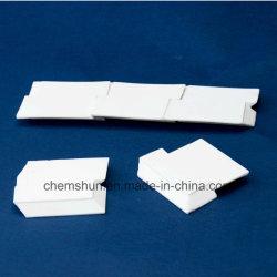 Alumina Ceramische Slijtvaste Voering in Industrie van het Cement