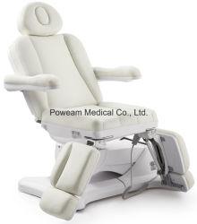 세륨 승인되는 PVC 가죽 전기 얼굴 장식용 안마 침대 (PM8805)