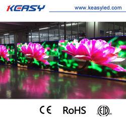 Alto Brilho Cor P8 Display LED para publicidade exterior