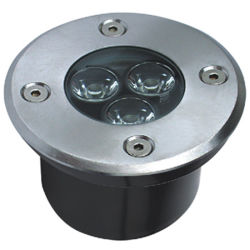 3W CREE LED in-Ground Light (hLT-IgL00116)