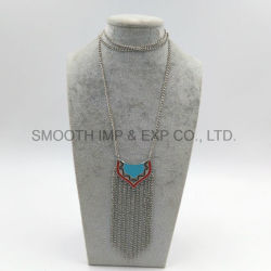 Mode de bijoux en or rose Pendentif Bracelet Colliers Cadeau Accessoires de l'argent