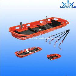 El equipo de salvamento marítimo offshore camilla de canasta