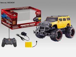 Quattro giocattoli dell'automobile di funzione R/C con la grande rotella per i bambini