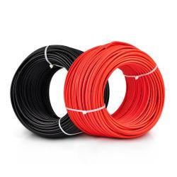 Enduire de caoutchouc de silicone résistant à la chaleur Câble électrique