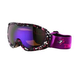 Ski-Schutzbrille-kundenspezifischer Snowboarding polarisierter Schnee-Schutzbrille-Antinebel