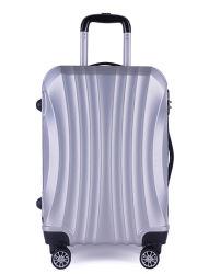 4عجلات الأمتعة الصلبة، سعر منخفض ABS حقيبة مواد جديدة (XHA120)
