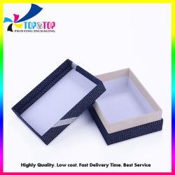 Tapa y base de proveedores de papel cartón envases de cartón Caja de regalo perfumes en Shenzhen