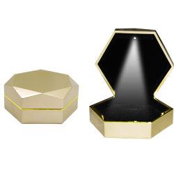 LED magnético Bonitinha Dom jóias de Embalagem embalagem de papel