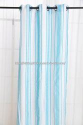 Hot Selling 2020 Nieuw Design Polyester/katoen Raam Gordijn voor woonkamer Bed Room, Decoratieve stof