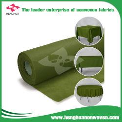PP Nonwoven Fabric Fabric para tapa de la Mesa telas, alfombras de la tabla de tela
