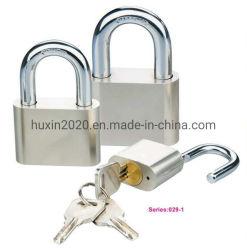 قفل من الحديد الذري ذو القفل بالمنجل GS0029-1، قفل من الحديد عالي الجودة، قفل من الحديد ISO9001، قفل من الحديد ذي القفل الذري