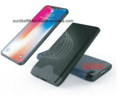 10000mAh les batteries de téléphone mobile, Banque à appuyer l'alimentation USB C PD 18W, charge rapide de chargeur sans fil